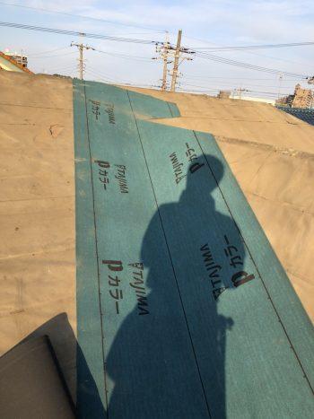 千葉で防水シート